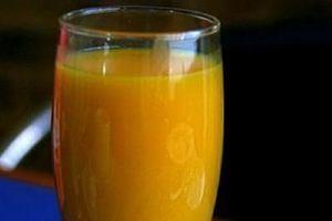 Refresco de naranja